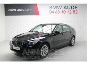 BMW Série dA xDrive 258ch Luxe noir
