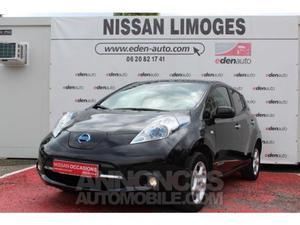 Nissan LEAF ACENTA PACK CONFORT PANNEAU SOLAIRE BATTERIE