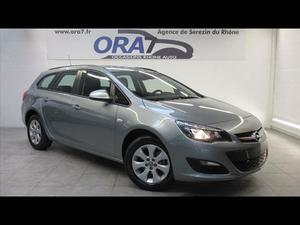 OPEL Astra ASTRA SPORTS TOURER 1.4 TWINPORT 100CH EDITION