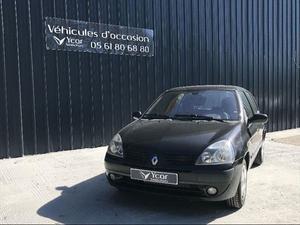 RENAULT Clio CLIO II V 98CH LUXE PRIVILEGE 5P