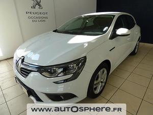 RENAULT Megane 1.5 dCi 110ch energy Life  Occasion
