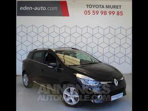Renault CLIO IV Estate TCe 120 Energy Intens EDC noir