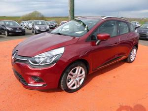 Renault Clio iv estate phase 2 0.9 TCE 90CH ENERGY ZEN ECO2