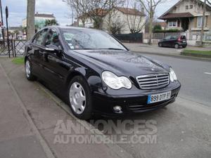 Mercedes Classe C C200 CDI BV6