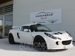 Lotus Exige S 220 aspen white