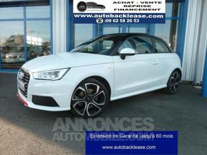 Audi A TFSI 192 S LINE S TRONIC blanc