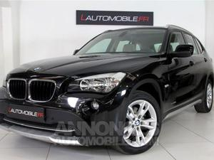 BMW X1 E84 SDRIVE18D 143 LUXE TOIT OUVRANT PANORAMIQUE