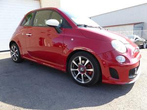 fiat abarth 500 essence annee 2009 18000 km 16800 cozot voiture. Black Bedroom Furniture Sets. Home Design Ideas