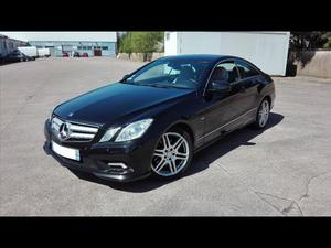 Mercedes-Benz Classe E CLASSE E COUPE (C CDI BE