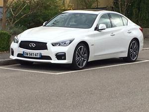 INFINITI Q50 S Hybrid AWD Sport Tech A
