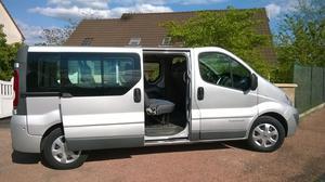 minibus renault trafic passenger 115 dci 9 places marne 51 cozot voiture. Black Bedroom Furniture Sets. Home Design Ideas