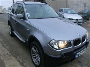 BMW X3 3.0 D 218 CV LUXE BVA (E83)