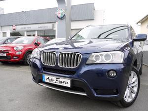 BMW X3 (F25) XDRIVE30DA 258CH LUXE