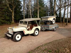 JEEP Willys Jeep Hotchkiss M201