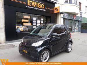 SMART Smart Cabrio ch mhd Passion
