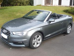 AUDI A3 Cabriolet 1.6 TDI 105 DPF Ambition Luxe