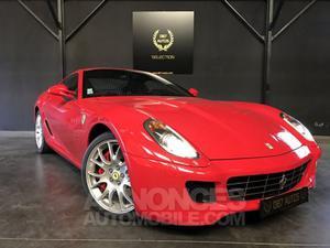 Ferrari 599 GTB FIORANO V12 rosso corsa