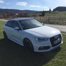 Audi A3 Sportback Quattro Ambition Luxe Sline S-tronic 184