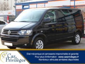 Volkswagen Multivan T5 2.0 TDI 140 cv DSG d'occasion