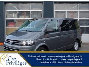 Volkswagen Multivan T5 2.0 TDI 140 cv d'occasion