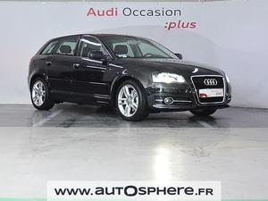 AUDI A3 2.0 TDI 170ch DPF Start/Stop Ambition Luxe S tronic