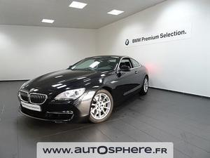 BMW Serie dA 313ch Luxe  Occasion