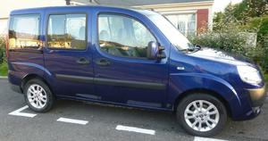 FIAT Doblo 1.9 Multijet 8v 120 Emotion