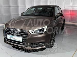 Audi A1 Sportback 1.4 TDI 90CV BVA DESIGN GPS gris technical