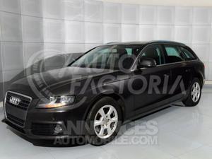 Audi A4 Avant 2.0 TDI 120 CV AMBIENTE gris technical gris +
