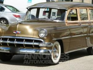 Chevrolet Bel Air STATION WAGON or laqué