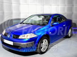 Renault MEGANE CC CH 16V LUXE PRIVILEGE bleu ottoman