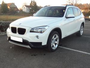 BMW X1 xDrive 18d 143 ch Lounge