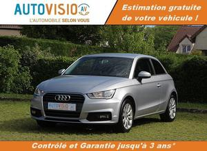 AUDI A1 1.0 TFSI 95CH ULTRA AMBIENTE S TRONIC 7
