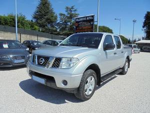 NISSAN Navara 2.5 DCI 174CH DOUBLE-CAB CONFORT