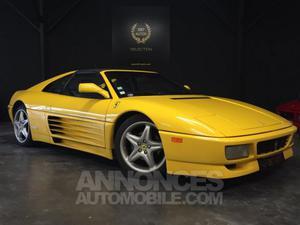 Ferrari 348 TS jaune métal