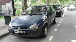 opel corsa city 10 essence 1998 blanche essonne 91 grasse cozot voiture. Black Bedroom Furniture Sets. Home Design Ideas