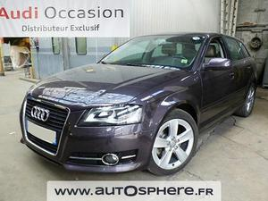 AUDI A3 2.0 TDI 170ch Ambition Luxe  Occasion