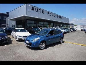 RENAULT Clio CLIO III ESTATE 1.5 DCI 85CH EXCEPTION