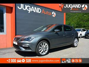 seat leon 20 tdi 150 fap fr toit pano occasion cozot voiture. Black Bedroom Furniture Sets. Home Design Ideas