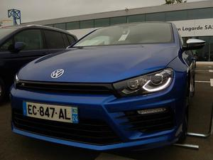 volkswagen scirocco 20 tsi 211 r line dsg cozot voiture. Black Bedroom Furniture Sets. Home Design Ideas