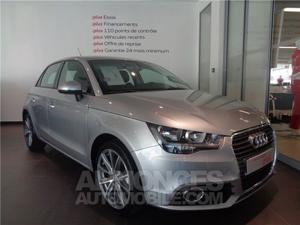 Audi A1 Sportback 1.4 TFSI 140 CODAmbition Luxe argent