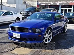 Ford Mustang GT PREMIUM SALEEN bleu