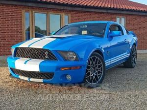 Ford Mustang SHELBY GT500 bleu