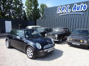 mini mini one 16l 90ch essence annee 2005 31000 km 9200 marseille cozot voiture. Black Bedroom Furniture Sets. Home Design Ideas