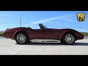 Chevrolet Corvette  Occasion