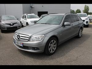 Mercedes-benz Classe c (S CDI BE ELEGANCE BA