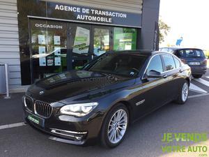 BMW Série dA xDrive Exclusive Individual