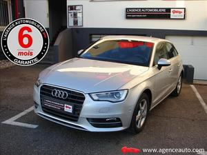 Audi A3 sportback  Ambition Luxe  Occasion