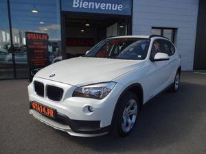 BMW X1 (E84) (2) XDRIVE18D 143 BUSINESS  Occasion