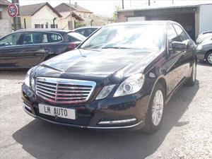 Mercedes-benz Classe e IV 200 CDI BLEEFFICIENCY ELEGANCE
